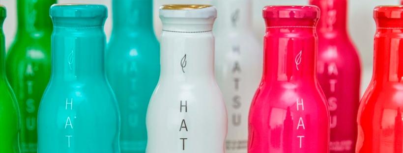 Hatsu, placer en colores y sabores